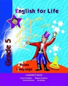 Picture of English for Life Grade 5 Learner's Book CAPS (Home Language)