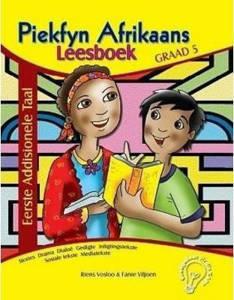 Picture of Piekfyn Afrikaans Leesboek Graad 5 Eerste Addisionele Taal (KABV)