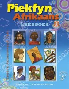 Picture of Piekfyn Afrikaans Leesboek Graad 8 Eerste Addisionele Taal (KABV)