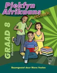 Picture of Piekfyn Afrikaans Leesboek Graad 8 Huistaal (KABV)