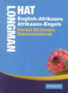 Picture of Longman-HAT English-Afrikaans & Afrikaans-English Pocket DictionaryPaperback