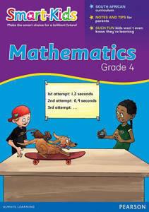 Picture of Smart-Kids Mathematics Grade 4 Study Guide (CAPS)