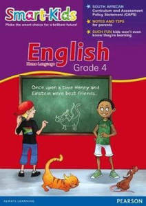 Picture of Smart-Kids English Home LanguageGrade 4 Study Guide (CAPS)
