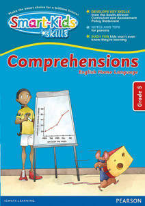 Picture of Smart-Kids Skills Comprehensions Grade 5 Study Guide (CAPS)