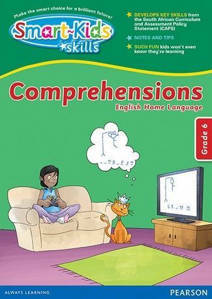 Picture of Smart-Kids Skills Comprehensions Grade 6 Study Guide (CAPS)