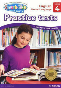 Picture of Smart-Kids Practice tests English Home Language Grade 4 (CAPS)