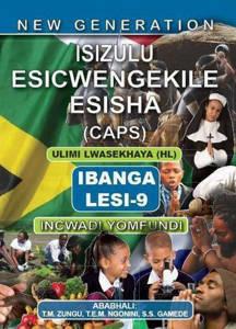 Picture of New Generation Isizulu Esicwengelike Ibanga 9 Incwadi Yomfundi (CAPS)