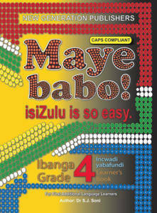 Picture of Maye Babo! isiZulu is so Easy Grade 4 Learner's Book - First Additional Language (CAPS)