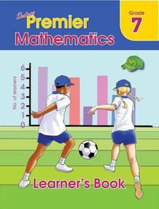 Picture of Shuter's Premier Mathematics Grade 7 Learner's Book (CAPS)