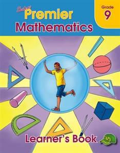 Picture of Shuter's Premier Mathematics Grade 9 Learner's Book (CAPS)