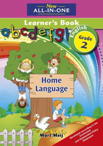 Picture of New all-in-one English (Home Language)  Grade 2 Learner's book