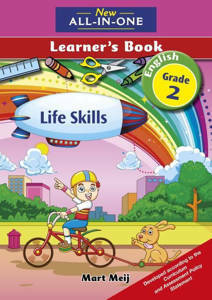 Picture of New all-in-one Life Skills Grade 2 Learner's book