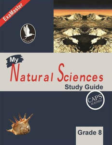 Picture of Pelican Natural Sciences Study Guide Grade 8