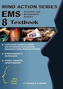Picture of Mind Action Series Economic and Managment Sciences Grade 8 Textbook 2016 (NCAPS)