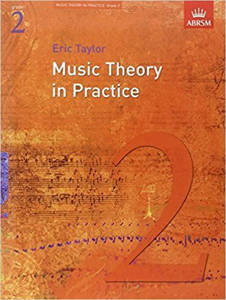 Picture of Music Theory in Practice Grade 2 - Eric Taylor