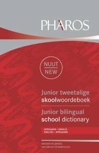Picture of Junior Tweetalige Skoolwoordeboek/Bilingual School Dictionary (Afrikaans, English, Paperback