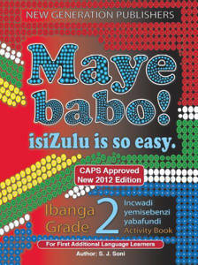 Picture of Maye Babo! isiZulu is so Easy Grade 2 Learner's Book - First Additional Language (CAPS)