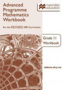 Picture of Advanced Programme Mathematics IEB Grade 11 REVISED Workbook