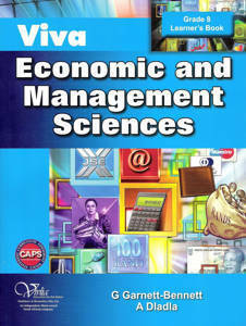 Picture of Viva Economic and Management Sciences Grade 8 Learner's Book (CAPS)