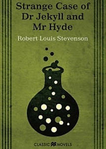 Picture of Strange case Of Dr Jekyll and Mr Hyde (Macmillan) - Robert Louis Stevenson (Graad 12)