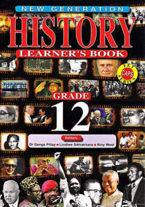 Picture of New Generation History Grade 12 Learner's Books (CAPS)