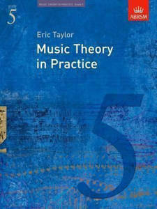 Picture of Music Theory in Practice Grade 5 - Eric Taylor